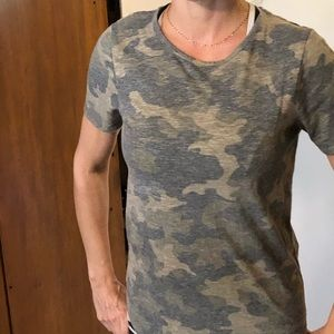 Camouflage T-shirt for Women